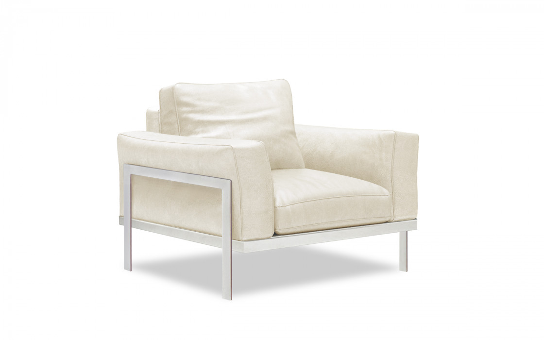 Max Armchair Leather