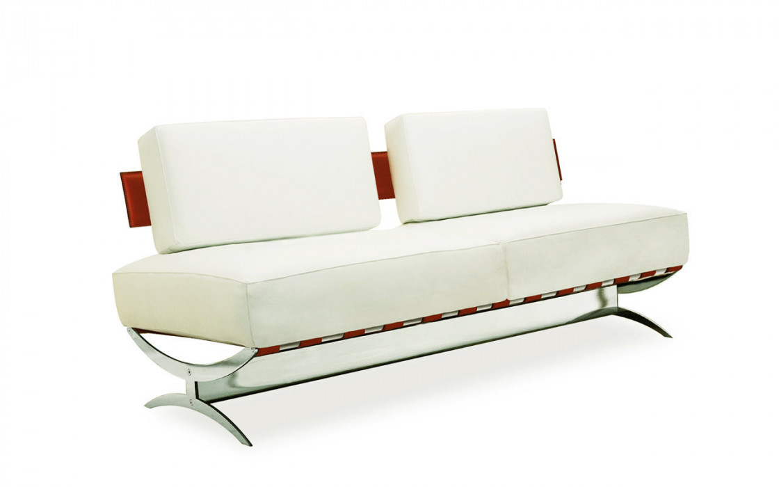 Picture of: Park Lane 2 Seater Leather